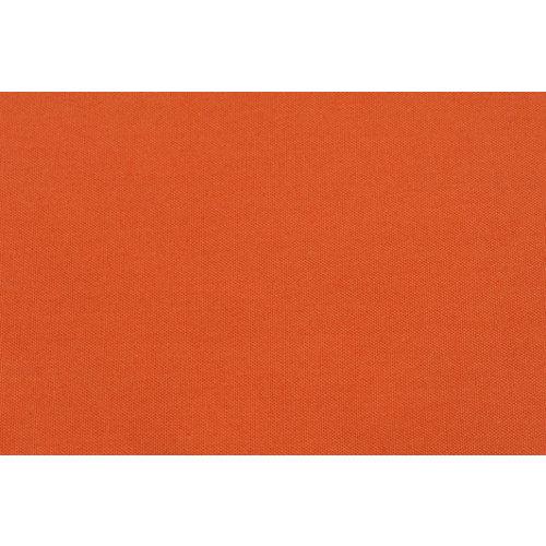 Tela en bobina naranja ancho 280cm