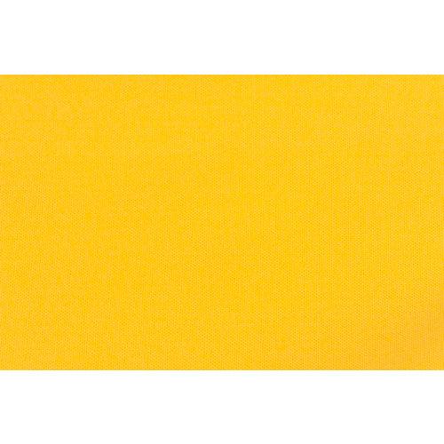 Tela en bobina amarilla ancho 280cm