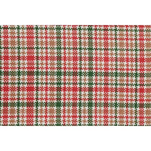 Tela en bobina multicolor algodón y poliéster ancho 280cm