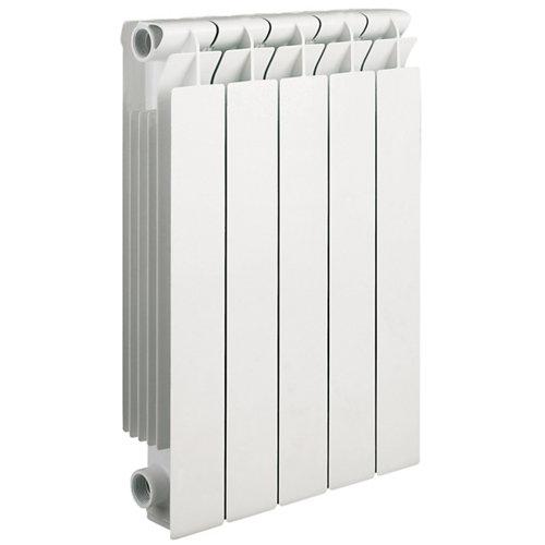 Radiador de agua caliente cicsa cb50005 5 elementos.