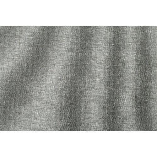 Tela en bobina gris poliéster ancho 140cm