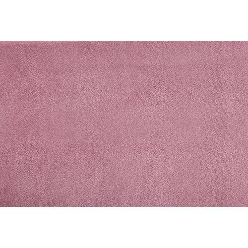 Tela en bobina rosa poliéster ancho 140cm