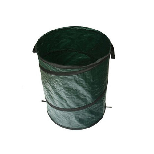 Bolsa de basura de jardín de 54x66 cm para 150l