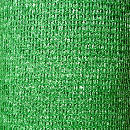 Malla de sombreo y ocultación de polietileno de alta densidad 1,5x50 m