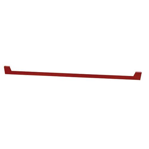 Tapa frontal sandwich roja 6x100 cm