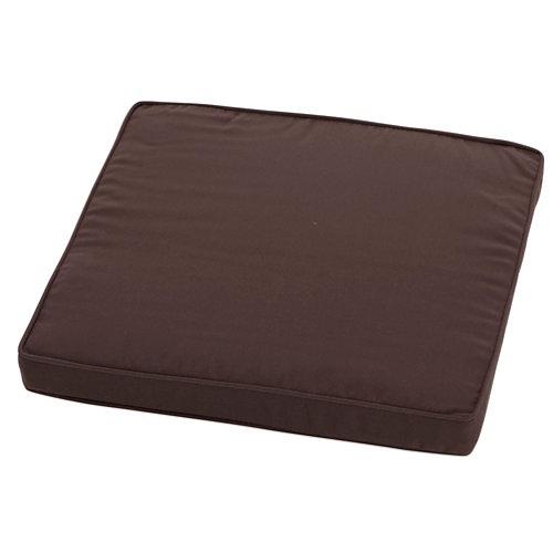 Cojín de exterior base sillón naterial matilda chocolate