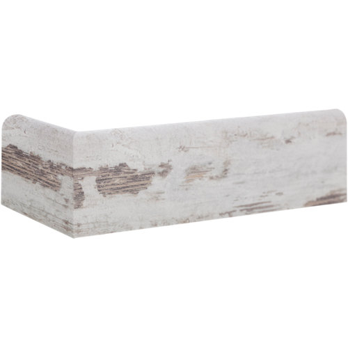 Zócalo mdf artens 8 cm gris mod006