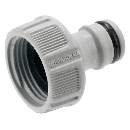 Conector grifo de abs gardena de abs 12.5, 15 o 19mm