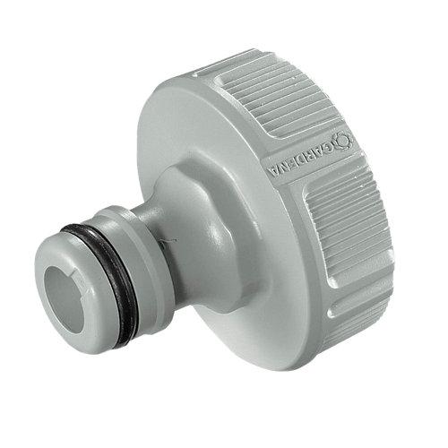 Adaptador de grifo gardena de abs 12.5, 15 o 19mm