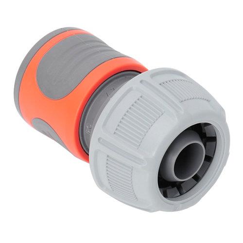 Conector gardena de plástico 19mm
