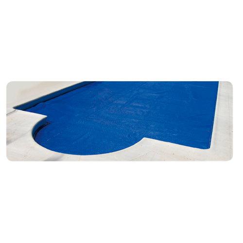 Cubierta para piscinas de verano a media de 400 micras de grosor