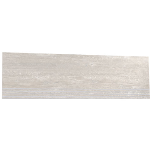 Borde de peldaño porcelánico de 31.6x98.2 legno fresno
