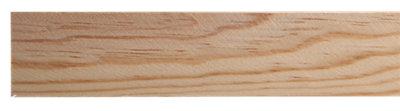 Listón rectangular Cepillado 3,8x240x9 cm