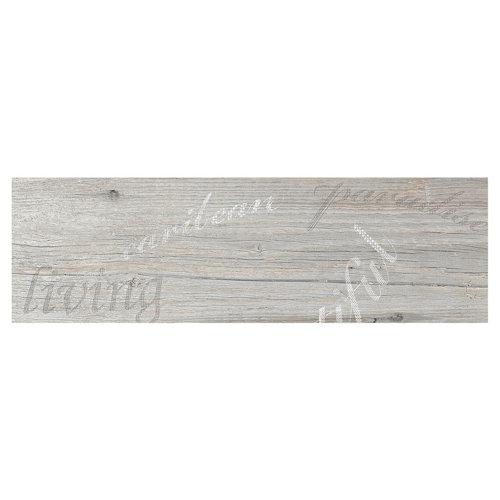 Pavimento porcelánico melbourne 20,2x66,2 decorado-blanco c1 artens