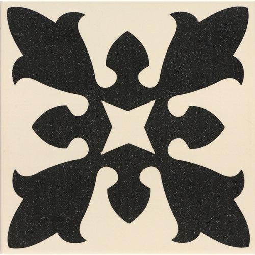 Baldosa cerámica centro sofia 20x20 blanco