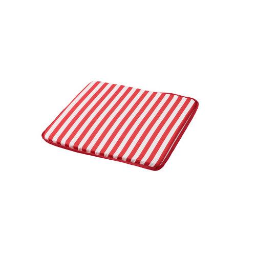 Cojín de exterior base silla comatex revers rojo