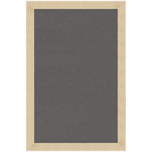 Alfombra marrón pvc 70 x 120cm