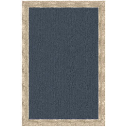 Alfombra negra pvc 70 x 120cm