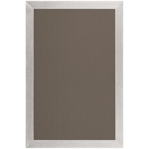 Alfombra teplón oro/natural pvc 100 x 150cm