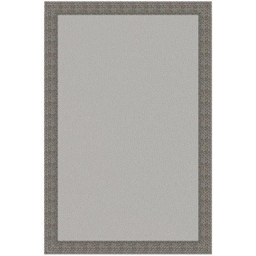 Alfombra gris pvc 100 x 150cm
