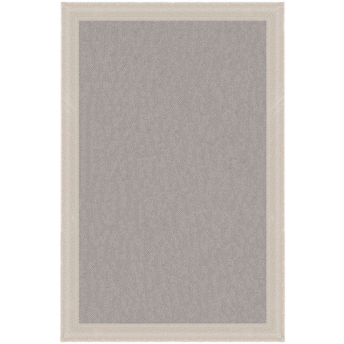 Alfombra teplón crema/natural pvc 120 x 180cm