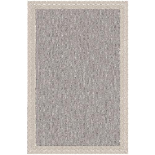 Alfombra beige pvc 140 x 200cm