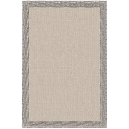 Alfombra teplón natural/crema pvc 220 x 300cm