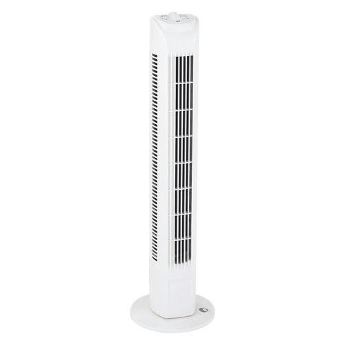 Ventilador de columna equation tower blanco