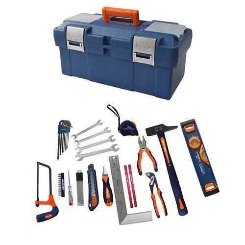 Lote de 40 herramientas dexter