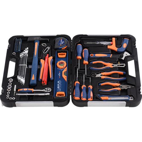Maletín de 75 herramientas dexter