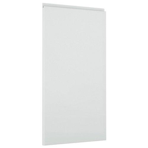 Puerta delinia tokyo blanco brillo 40x70 cm