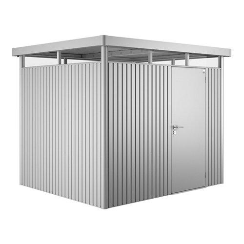 Caseta de metal h3 standard de 275x222x235 cm y 6.46 m2