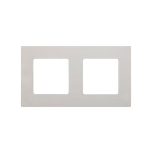 Marco doble lexman color gris piedra n3