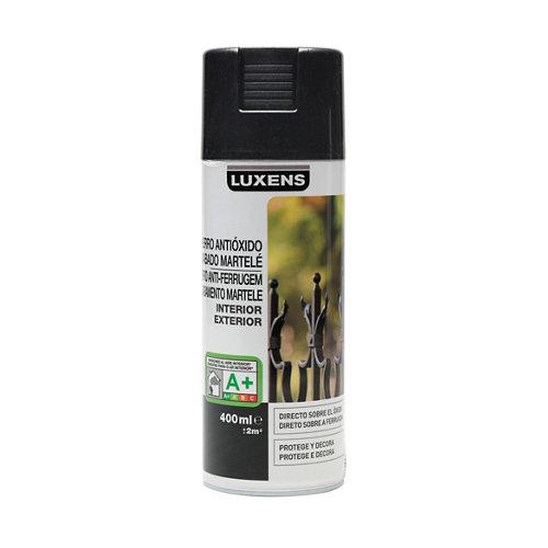 Spray antioxidante gris martelé luxens de 0,4l