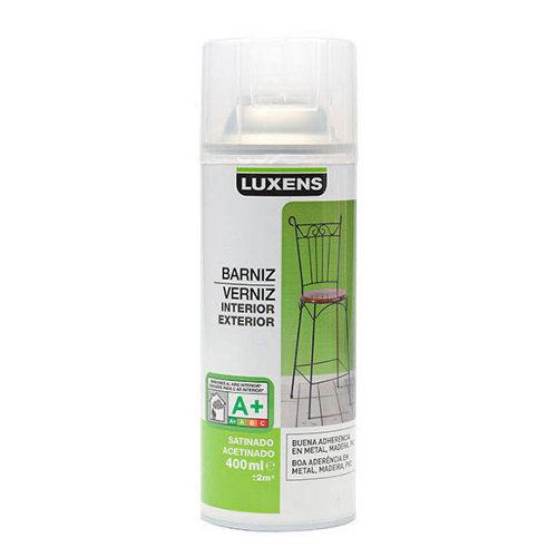 Spray barniz incoloro / transparente luxens de l