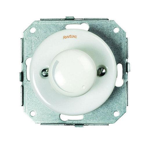 Regulador giratorio fontini garby blanco