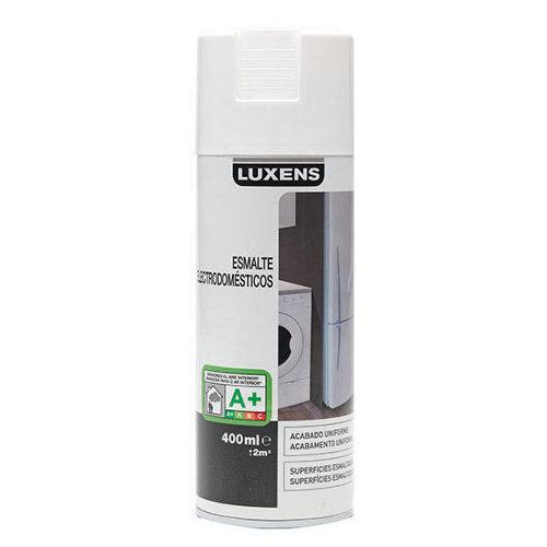 Spray para electrodomésticos blanco luxens de 0,4l