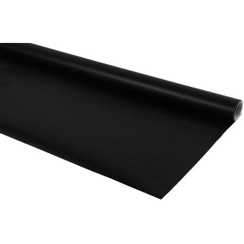 Rollo adhesivo pizarra negro tiza 90x150 cm