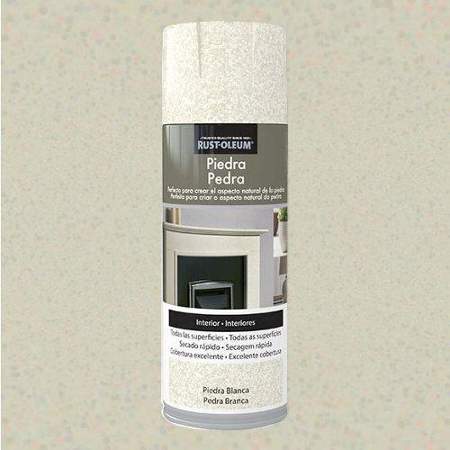 Spray pintura rust-oleum textura piedra decorativa 0,4l