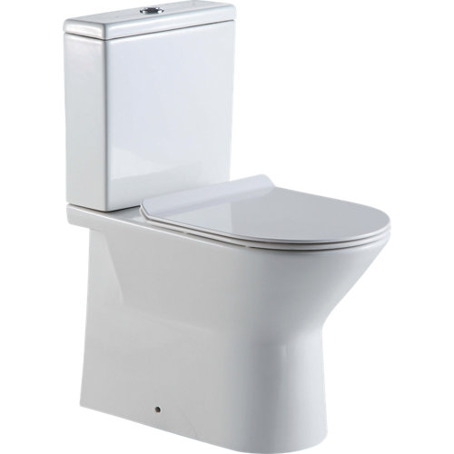 Pack wc sensea compacta con tapa amortiguada