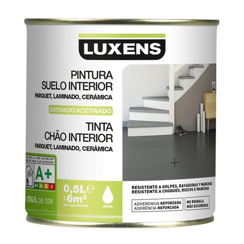 Pintura para suelos inteior/exterior v33 rojo arcilla 0,5l