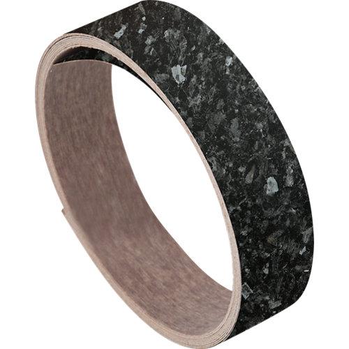 Rollo canto de encimera laminado para cocina color granito de 3,5x360x0,07 cm