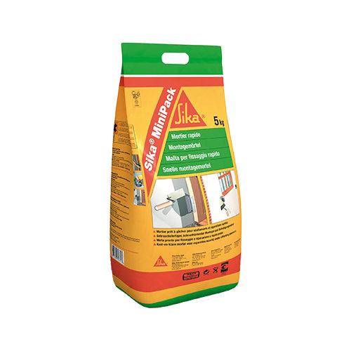 Mortero de anclaje sika minipack 5 kg