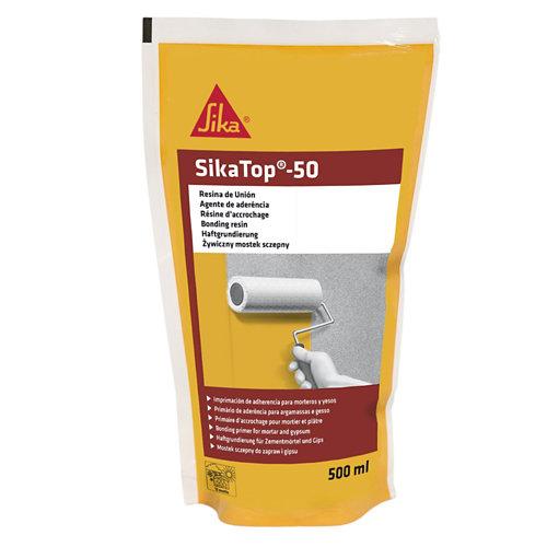 Resina de unión sika sikatop-50 0,5 kg