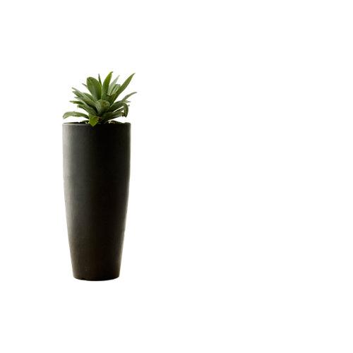 Maceta de polietileno newgarden negro 40x70 cm