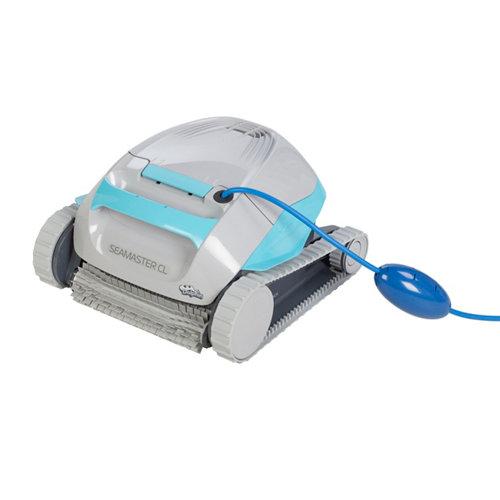 Limpiafondos eléctrico dolphin seamaster cl
