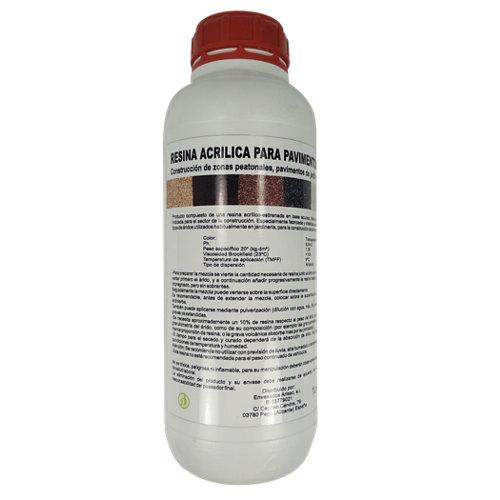 Saco de resina blanco 1,06kg