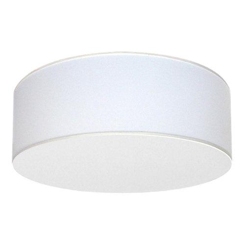 Plafón inspire nicole 3 luces d50 blanco
