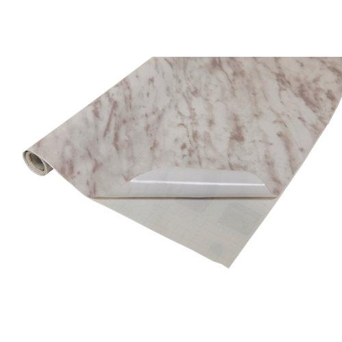 Rollo adhesivo mármol gris 45x200 cm