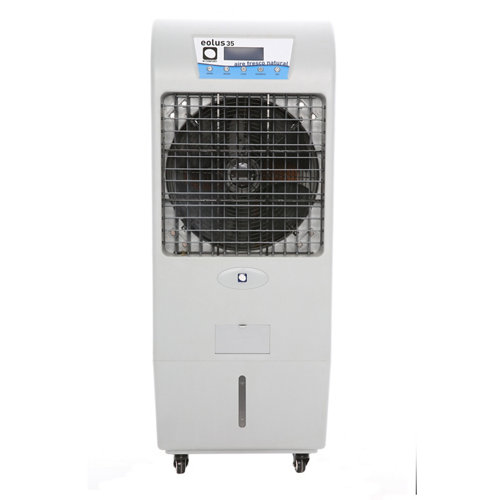 Climatizador evaporativo m confort eolus 35